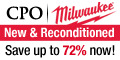 Milwaukee Tools Outlet