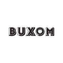 BUXOM