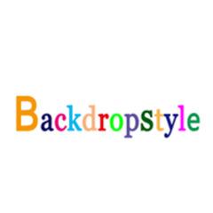 Backdropstyle