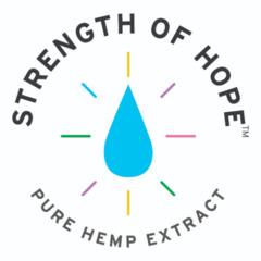 Strength of Hope Pure Hemp Extract