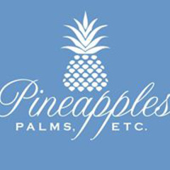 Pineapples Palms Too